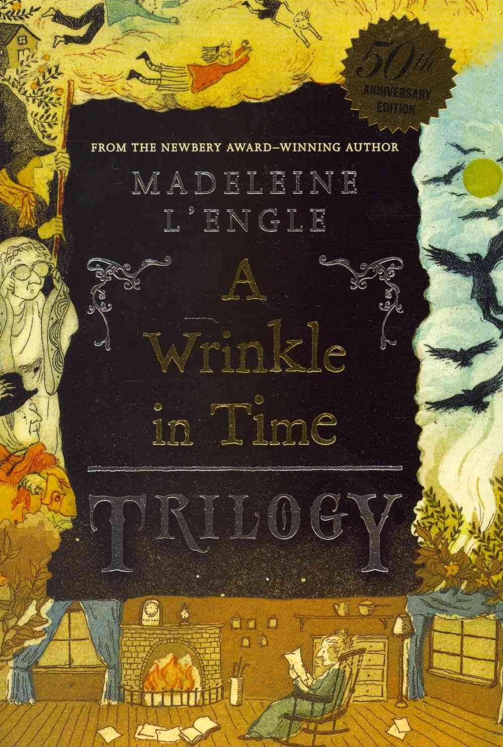 A Wrinkle in Time Trilogy By L'Engle, Madeleine